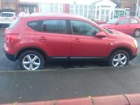 Nissan qashqai - great condition