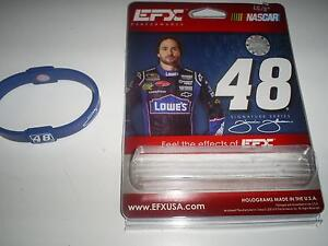 EFX Performance Technology Wristband (Nascar 48 J. Johnson)