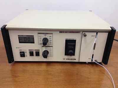 Gilson - Model 115 - Uv Detector