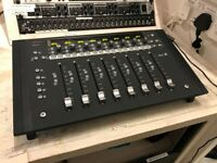 Used Avid Artist Mix 8-Fader EUCON Control Surface Midi Controller Fader Pro Tools Logic.. LIKE NEW!