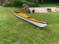 sea kayak Eddyline Fathom SOLD