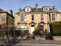 Lovely 2 bedroom unfurnished flat with private garden in the Grange for rent