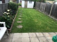 THREE BEDROOM HOUSE FURNISHED IN KINGSBURY NEAR STATION PRINCES AVENUE WITH GARDEN AND GARAGE