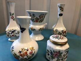 Vintage Aynsley Vases
