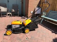 Petrol lawn mower,McCulloch M40.Rotary. Briggs and Stratton 450 series.In very good condition.