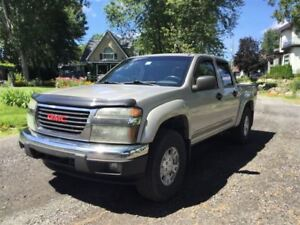 2006 GMC Canyon SLE SUPER CREW AUT 3499$ 514-692-0093