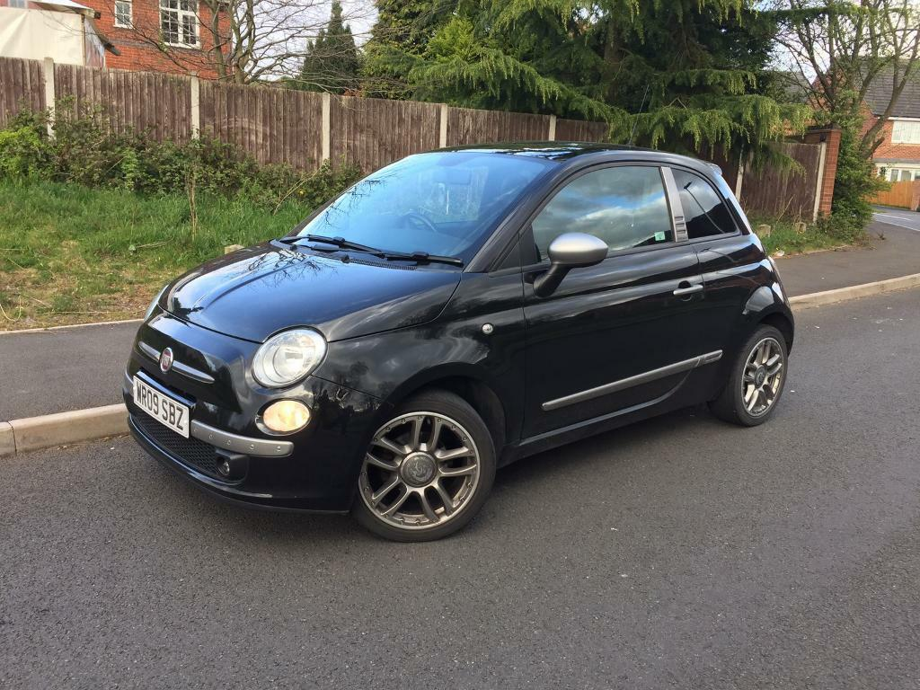 fiat 500 1 2 petrol rare limited edition by diesel in sandwell west midlands gumtree. Black Bedroom Furniture Sets. Home Design Ideas