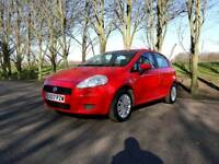 Fiat Grande punto Dynamic just 24800 miles mot 2019 just been serviced px considered