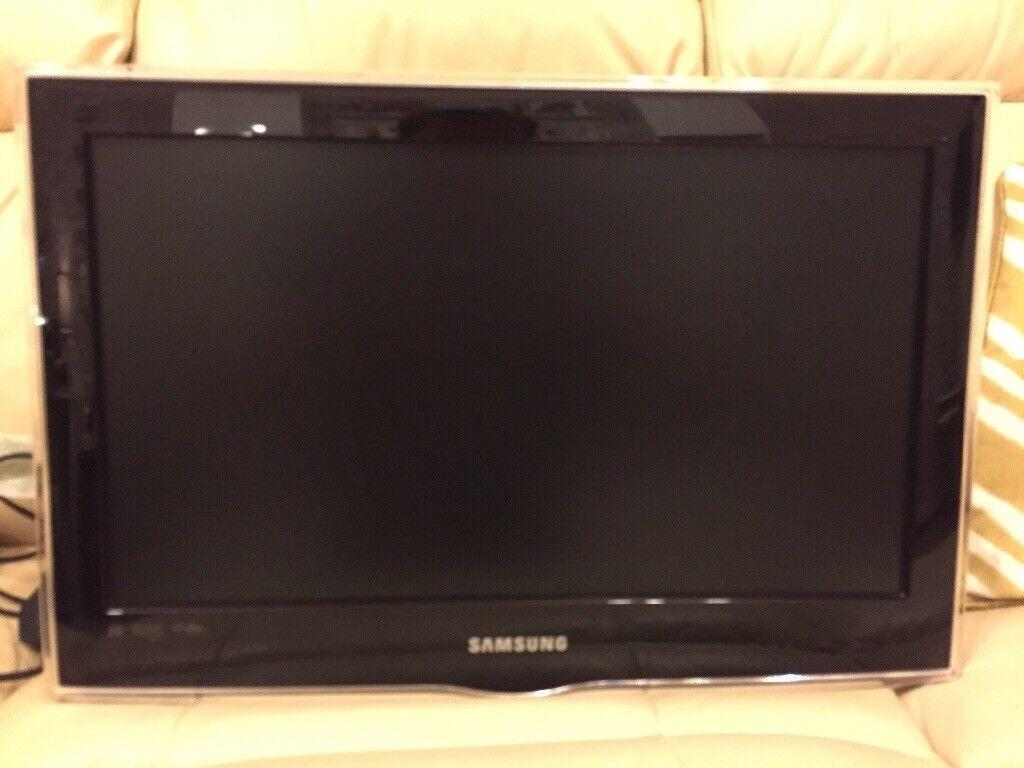 Samsung LCD 19 inch Tv