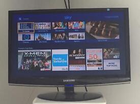 24inch Samsung tv