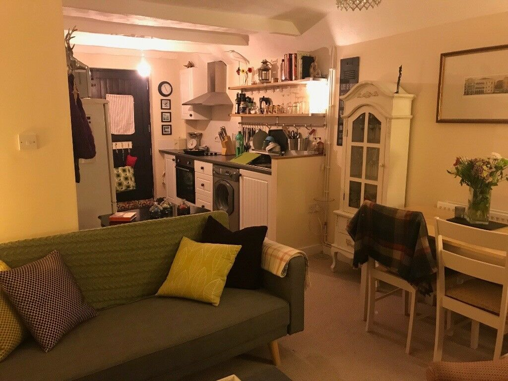 33a7118ed6850f RECENTLY REFURBISHED COTTAGE TO RENT 1 BEDROOM IN SALTWOOD. Hythe