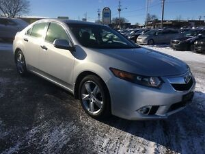 2012 Acura TSX ONE OWNER NO ACCIDENT Sport sedan Sunroof Alloys  Kitchener / Waterloo Kitchener Area image 8