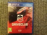 PS4 Games - Grand Ages Medieval / Drive Club (2 Images with this Ad)