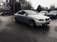 BMW 520i 2004-PART EX WELCOME-M SPORTS SPECS-FULL SERVICE-HPI