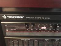 Vintage Music Midi System - TECHNISONIC