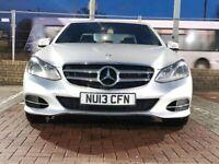 Mercedes-Benz, E CLASS, Saloon, 2013, Auto, 2143 (cc), 4 doors
