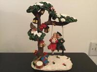Victorian Girl & Boy Ornament