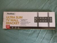 "Ultra Slim TV Wall Bracket Mount 15""-42"""