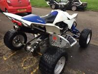 SUZUKI LTR 450 QUAD BIKE ROAD LEGAL NOT LTZ YFZ RAPTOR BANSHEE