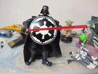 STAR WARS TOYS - VARIOUS - ALL IN PLAYED WITH, BUT GOOD CONDITION £10 each