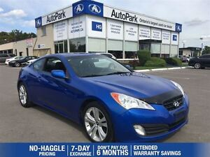 2011 Hyundai Genesis Coupe 2.0T GT 6 Speed Manual| Sunroof| Leat