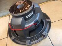 "JBL 12"" Subwoofer 400 Watts RMS"