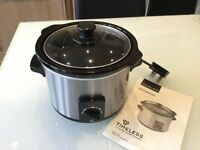 TIMELESS - SLOW COOKER 1.5litre