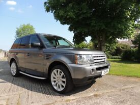 RANGE ROVER VOUGE SP HSE TD V8 A 1 OWNER ONLY. Totally Immaculate Low Mls