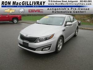 2015 Kia Optima LX..GDI..ECO..Satellite Radio