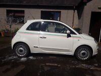 Fiat 500 1.3 multijet diesel 09 .