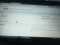 Acer aspire 5750 used