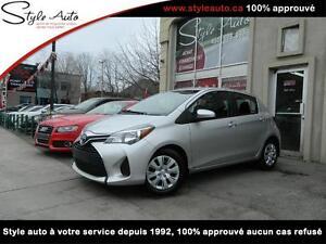 2015 Toyota Yaris LE TOUT ÉQUIPÉ