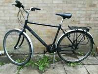 Ammaco cosmopolitan Hybrid bike