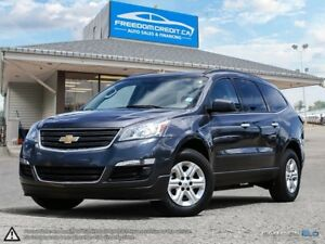 2014 Chevrolet Traverse LS ALL WHEEL DRIVE 8 Passenger
