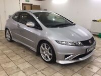 !!57K MILES!! 2008 HONDA CIVIC TYPE R FN2 / 12 MONTHS MOT / FULL SERVICE HISTORY / IMMACULATE