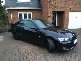 BMW 3 Series 2007 320I SE Auto Coupe