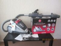 Genine Hoover Bagless Cylinder Vacuum (with pet attachment), good condition, sale due to housemove