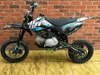 125cc crf70 pitbike welshpitbike/wpb/stomp/m2r