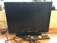"Alba 19"" INCH LCD19880HDF HD Digital Freeview LCD TV"