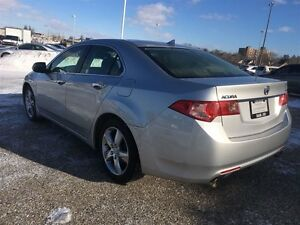 2012 Acura TSX ONE OWNER NO ACCIDENT Sport sedan Sunroof Alloys  Kitchener / Waterloo Kitchener Area image 4