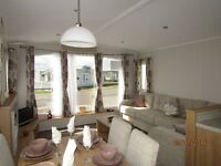 STUNNING, BRAND NEW STATIC CARAVAN FOR SALE NR SCARBOROUGH - 12 MONTH PARK - FEES INCLUDED!!