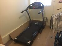 A nearly new treadmill ,Reebok ZR9, very good condition,Original price: £ 999,now £300