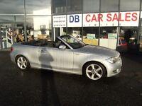 CONVERTIBLE !! 2008 08 BMW 1 SERIES 2.0 118I SE 2D 141 BHP **** GUARANTEED FINANCE **** PART EX WEL