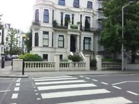 Short term 3-4 weeks SHARED Charming Notting Hill homely victorian 2 bedroom flat fully furnished