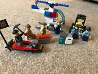 Lego Cops and Robbers Set