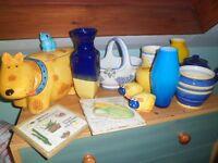 bric a brac assorted items due to house refurbishment