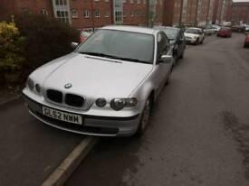 BMW 316 ti Compact 12months MOT