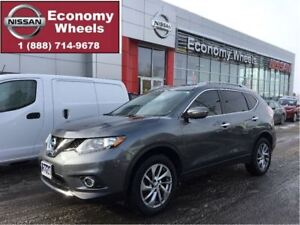 2014 Nissan Rogue SL AWD Leather