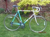 RALEIGH LIGHTWEIGHT RACER ONE OF MANY QUALITY BICYCLES