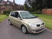 2008 RENAULT SCENIC 1.5DCI ** 66000 MILES ** FULL SERVICE HISTORY